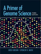 A Primer of Genome Science 3rd Edition 9780878932368 0878932364
