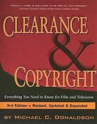 Clearance and Copyright 3rd Edition 9781879505988 1879505983