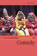 The Cambridge Introduction to Comedy 1st Edition 9780521540261 0521540267