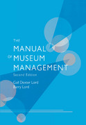 The Manual of Museum Management 2nd edition 9780759113329 0759113327