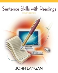 Sentence Skills with Readings 4th edition 9780073533261 0073533262