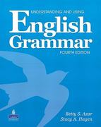 Understanding and Using English Grammar (with Audio CDs, without Answer Key) 4th edition 9780132333337 0132333333