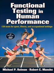 Functional Testing in Human Performance 1st edition 9780736068796 0736068791