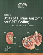 Netter's Atlas of Human Anatomy for CPT Coding 2nd edition 9781603591096 1603591095