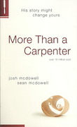 More Than a Carpenter 1st Edition 9781414326276 1414326270