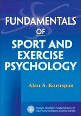 Fundamentals of Sport and Exercise Psychology 0 9780736074476 0736074473