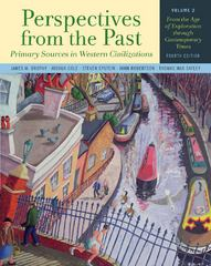 Perspectives from the Past 4th edition 9780393932881 0393932885