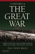 A History of the Great War 1st Edition 9780195181944 0195181948