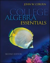 College Algebra Essentials 2nd edition 9780073519685 0073519685