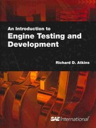 An Introduction to Engine Testing and Development 1st Edition 9780768020991 0768020999