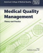 Medical Quality Management 2nd Edition 9780763760342 076376034X