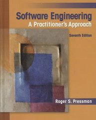 Software Engineering: A Practitioner's Approach 7th edition 9780073375977 0073375977