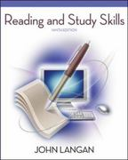 Reading and Study Skills 9th edition 9780073371641 0073371645