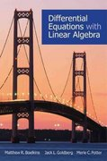 Differential Equations with Linear Algebra 0 9780195385861 0195385861