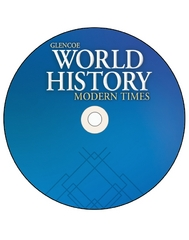 Glencoe World History: Modern Times, StudentWorks Plus CD-ROM 1st edition 9780078914140 0078914140