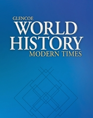 Glencoe World History: Modern Times, Reading Essentials and Note-Taking Guide Workbook 1st edition 9780078910128 0078910129
