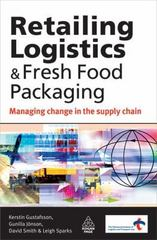 Retailing Logistics and Fresh Food Packaging 1st Edition 9780749455170 0749455179