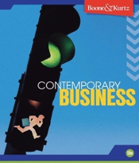 Contemporary Business 13th edition 9780470433683 047043368X