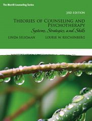 Theories of Counseling and Psychotherapy 3rd edition 9780135034767 0135034760