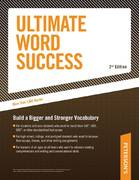 Ultimate Word Success 2nd edition 9780768928198 0768928192