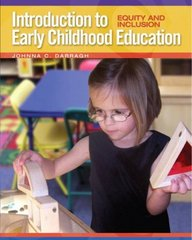 Introduction to Early Childhood Education 1st Edition 9780205569540 0205569544