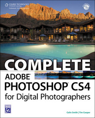 Complete Adobe Photoshop CS4 for Digital Photographers 1st edition 9781584506850 1584506857