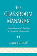 The Classroom Manager 0 9781578869879 1578869870