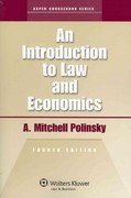 An Introduction to Law and Economics 4th edition 9780735584488 0735584486
