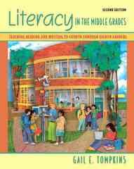 Literacy in the Middle Grades 2nd Edition 9780132348492 0132348497