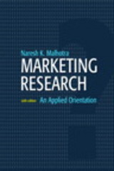 Marketing Research 6th edition 9780133071757 0133071758
