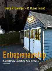 Entrepreneurship 3rd edition 9780136083535 0136083536