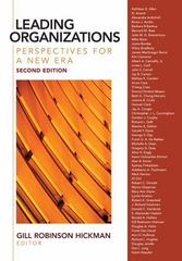 Leading Organizations 2nd Edition 9781412939089 1412939089