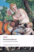 Metamorphoses 1st Edition 9780199537372 0199537372