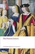 The Paston Letters 1st Edition 9780199538379 0199538379