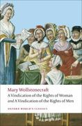 A Vindication of the Rights of Woman and A Vindication of the Rights of Men 1st Edition 9780199555468 019955546X