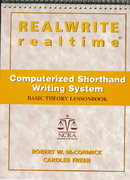 REALWRITE/realtime Computerized Shorthand Writing 2nd Edition 9780131180529 0131180525