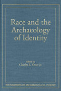 Race & Archaeology Of Identity 0 9780874806939 0874806933