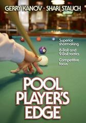 Pool Player's Edge 1st edition 9780736047074 0736047077