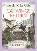 Catwings Return 0 9780439551908 0439551900