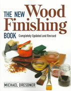 The New Wood Finishing Book 2nd edition 9781561582990 1561582999