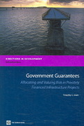 Government Guarantees 1st edition 9780821368589 0821368583