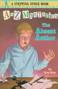 A to Z Mysteries: The Absent Author 0 9780679881681 0679881689
