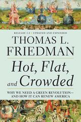 Hot, Flat, and Crowded 2.0 1st Edition 9780312428921 0312428928