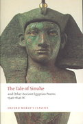 The Tale of Sinuhe 1st Edition 9780199555628 0199555621