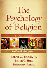 The Psychology of Religion 4th Edition 9781606233030 1606233033