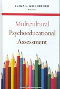 Multicultural Psychoeducational Assessment 1st edition 9780826101013 0826101011