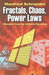 Fractals, Chaos, Power Laws 0 9780486472041 0486472043
