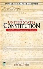 The United States Constitution 0 9780486471662 0486471667