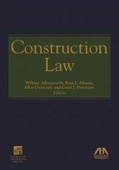 Construction Law 1st Edition 9781604423235 1604423234