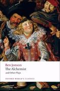 The Alchemist and Other Plays 1st Edition 9780199537310 0199537313